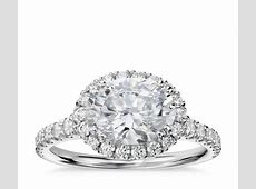 The New Trend for 2017 ? Oval Shape Diamond Engagement Rings