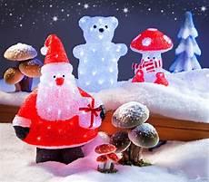Deco De Noel Exterieur Lumineuse Aquamondo Fr