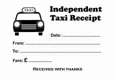 taxi receipt template playbestonlinegames