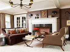 living room colors with brown furniture modern house