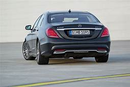 S350 CDI 4MATIC To Arrive In January 2014  Autoevolution