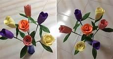 4 Cara Membuat Bunga Dari Sabun Mandi Dengan Mudah