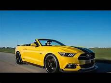 2017 Ford Mustang Convertible Hpe750 By Hennessey Limited