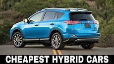 Hybrid Cars Fuel Efficient
