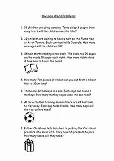 word problems worksheets tes 11145 division word problems by carolebeachill teaching resources tes