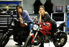 On Bikes With Sung Kang In Fast 6 Gal Gadot Fans Club