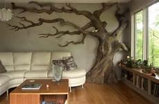 Decoration Murale Arbre En Bois Bricolage Maison Et