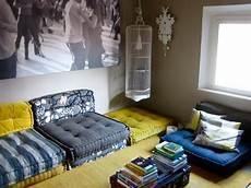 materasso divano da un materasso a un divano a cuscini trapuntati