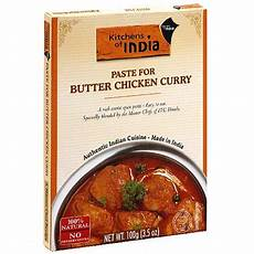 Kitchens Of India Butter Chicken Mix kitchens of india curry paste for butter chicken 3 5 oz