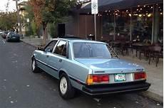 Parked Cars 1982 Peugeot 505 S Turbo Diesel