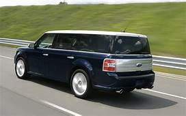 2010 Ford Flex EcoBoost First Drive And Review  Motor Trend