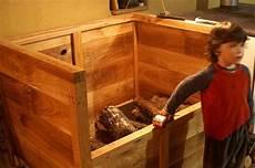 caisse pour bois de chauffage caisse range bois forum d 233 coration mobilier syst 232 me d