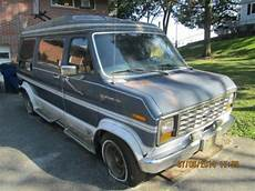 how to work on cars 1988 ford e series parking system find used 1988 ford e 150 starcraft conversion van with braun handicap lift no reserve in