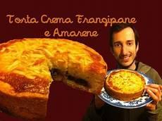 crema frangipane knam torta di knam con crema frangipane e amarene la ricetta di violetta youtube