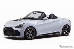 New Copen  My Saves Daihatsu Kei Car Japanese Cars