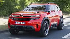 Citroen Aircross Concept 2015 Review Carsguide