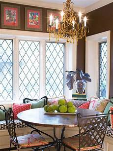 Decorating Ideas For Kitchen Window Treatments by Creative Kitchen Window Treatments Hgtv Pictures Ideas