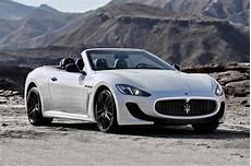 2017 Maserati Granturismo Convertible Pricing For Sale