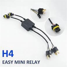9007 hid bi xenon wiring diagram easy relay harness for h4 h13 9007 hi lo bi xenon hid bulbs wiring controller ebay