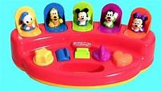 disney baby mickey mouse surprise pop up toys surprise pals learn awesome colors with disney