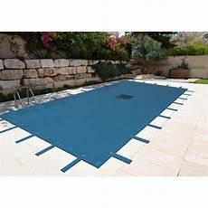 bache piscine hiver rectangulaire 6x10 m