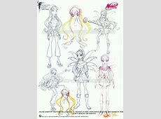Magic Bloom (partially found early Winx Club pilot; 1999