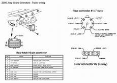 trailer wiring diagram 7 pin flat