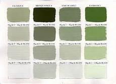 En Vert Kaki Colors Couleur Nuancier And Deco