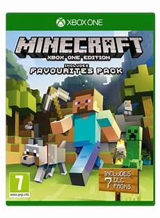 Malvorlagen Minecraft Xbox One Minecraft Xbox One Edition Favourites Pack Xbox One