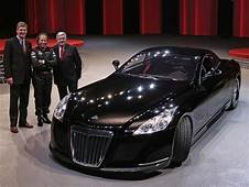 5 Most Expensive Maybach Cars Ever Built