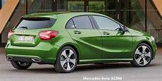 Mercedes A Class A200d Style Specs In South Africa