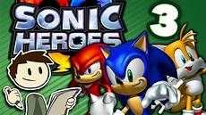 sonic heroes 3 enjoy it while it lasts playframe