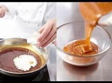 caramel cucine technique de cuisine r 233 aliser une sauce caramel et une