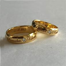 custom platinum rings gold rings name engraved platinum rings diamond rings