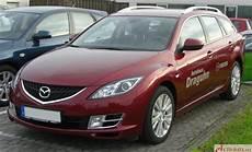 Mazda 6 Ii Combi Gh 1 8i 120 Hp Technische Daten