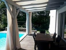 Vorhänge Für Den Außenbereich - outdoor vorh 228 nge balkonvorh 228 nge gardinen f 252 r den