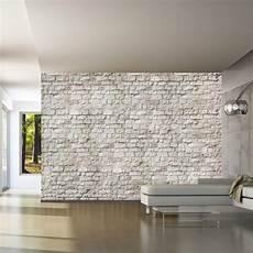 tapisserie effet vlies fototapete 3 farben zur auswahl tapeten steine