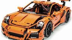 Lego Technic Bausatz Porsche 911 Gt3 Rs C T Magazin