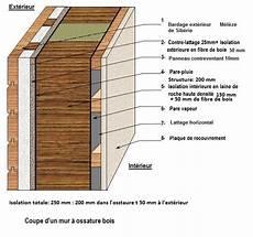 Isolation Mur Intérieur Pare Vapeur Mur Ossature Bois Quelles Sont Les Obligations Pare