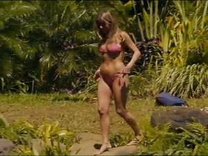 Arielle Kebbel Bikini