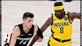 Miami Heat vs Indiana Pacers - Full Game Highlights   August 14, 2020   2019-20 NBA Season
