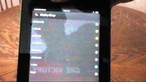 Toggle Screensaver on Kindle Fire HD