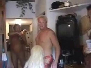 Nude Mom Party