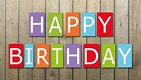 Funny Happy Birthday greeting: For an older person