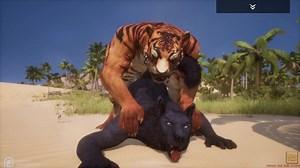 Gay Tiger Porn
