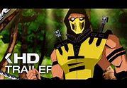 MORTAL KOMBAT LEGENDS: Scorpion's Revenge Trailer (2020)