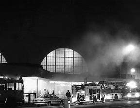 Image result for King's Cross fire