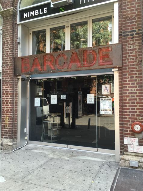 Image result for barcade st marks place