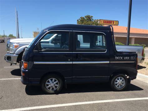 *1974 Daihatsu Deck Van Hijet Street Legal Mini Truck For