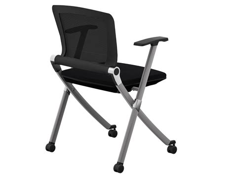 folding office chair guest chairs office furniture chairs